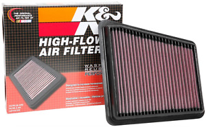 K/&N Air Filters for Kia Stinger /& G703.3 Turbo33-5067 /& 33-5068 2 Filters