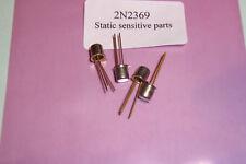 4 PN3563 = 2N3563 RF transistors NAT semi pièces neuves Qté