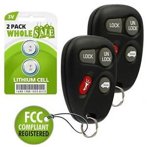 Replacement Transponder Key Fits 1999 2000 2001 2002 2003 2004 Pontiac Montana