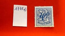 1745a - - Belgie Variëteiten/Belgique Variëtés postfris **