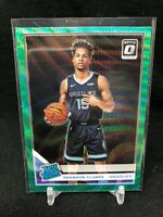 2019-20 Optic BRANDON CLARKE Fanatics Green Prizm Wave SP RC RATED ROOKIE T10