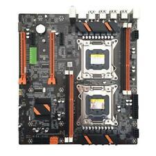 X79 Dual CPU LGA2011 Motherboard DIMM E5 4×DDR3 Desktop Computer Mainboard M.2