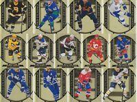 🔥 2020-21 TIM HORTONS GOLD ETCHINGS UD UPPER DECK NHL FINISH YOUR SET PICK 🔥