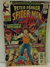 Spiderman Peter Parker Marvel Comic Proto-Goblin
