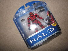 "Halo 10th Anniversary Series 1 ""Red Recon"" Action Figure (Xbox 360/One) NEW"