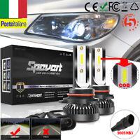 Coppia Di Lampade A Led 9005 HB3 110W 26000LM Auto Fari Luce Kit Lampadine 6000K