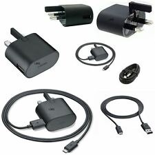 100% GENUINE NOKIA LUMIA CHARGER AC-50X WALL PLUG+CABLE FOR 1320 435 N9 C2 X2