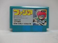 NES -- FARIA - Comical Fantasy RPG -- Can data save! Famicom, JAPAN Game. 10486