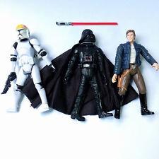 """Lote 12 un Weapon armas para 3.75/"""" Star Wars Clone Wars Figura Accesorios Juguetes Regalo"""