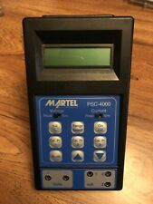 Martel PSC-4000 Voltage/Current Process Calibrator Source, Simulate, Read