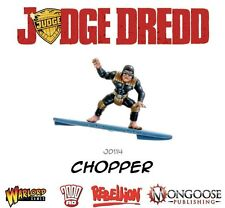 Warlord Games Chopper Sky Surfer Hero 28mm metal Judge Dredd New