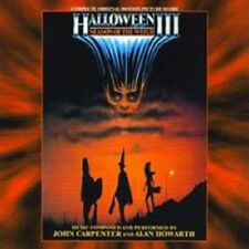 Halloween III: Season Of The Witch - (Complete Score) Soundtrack CD (SEALED)