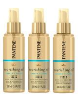 (3) Pantene Pro-V Lightweight Nourishing Hair Oil Treatment Serum for Split End