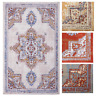 Distressed Bohemian - 2'x4', Transitional Moroccan Oriental Rug - 512