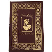 Great Expectations by Charles Dickens Easton Press 100 Greatest LEATHER