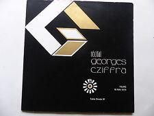 Recital GEORGES CZIFFRA Tours 18 mai 1979 Table ronde 81 Livre disque