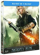 Seventh Son (2014) 2 Disc Edition Steelbook (3D Blu ray)