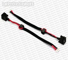 Dc Power Jack Socket Puerto y de alambre de cable dw002 Toshiba Satellite L500 L505