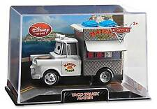 Disney Store Pixar Cars 2 Taco Truck Mater Die Cast Car In Collector's Case