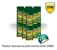 12 x Pestrol Automatic Ultra Refills for flies, mosquitoes and ants