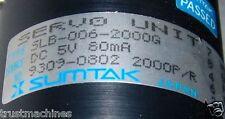 Sumtak Encoder SLB-006-2000G   DC 5V 80mA  9309-302 2000 PR Stock in Dubai