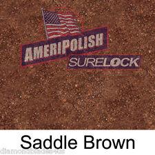 1 GL. Saddle Brown CONCRETE COLOR DYE 4 CEMENT STAIN AMERIPOLISH Surelock color