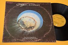 OREGON LP IN CONCERT ORIG ITALY 1976