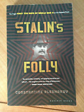 Stalin's Folly: The Tragic First Ten Days of World War II on the Eastern s#2133