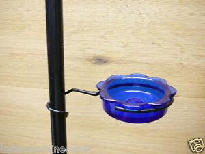 "Erva Pole Mount Bluebird Mealworm Feeder for 1"" Pole"
