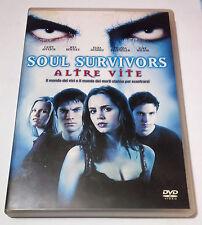 DVD   SOUL SURVIVORS ALTRE VITE   USATO GARANTITO