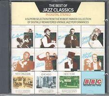 The Best of Jazz Classics  CD BBC  (c) 1987