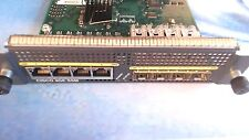 Cisco Systems SSM-4GE ASA 5500 4-Port Gigabit Ethernet SSM (RJ-45+SFP)