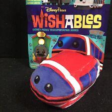 Disney Wishables Disney Parks Transportation Series Disneyland Monorail Plush