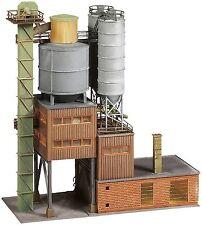 Faller 130474 H0, Zementwerk mit Bürogebäude, Patiniert, Bausatz, Neu