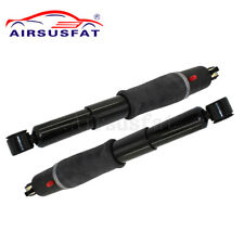 2PCS Rear Suspension Shock For Escalade Avalanche Suburban 1500 Tahoe Yukon DTS