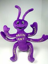 FAITH ANT Productions INC. Plush Book Character 15