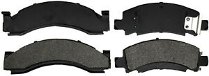 Disc Brake Pad Set fits 1999-2005 Workhorse Custo P32 P42  ACDELCO ADVANTAGE