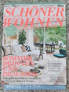 Magazin Schöner Wohnen  Nr. 6 Juni 2021 - NEU