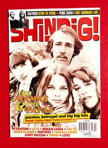 UK SHINDIG Magazine NEW 2021 #113 - THE MAMAS & THE PAPAS Kraftwerk