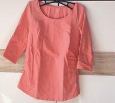 Umstandskleidung Basic Shirt H&M apricot Gr. M Schwangerschaft NEU