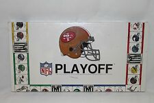 SAN FRANCISCO 49ers TEAM NFL PLAYOFF FOOTBALL BOARD GAME 1991  new, sealed