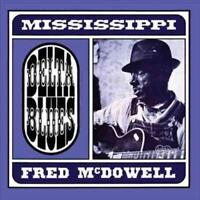 MCDOWELL , FRED - DELTA BLUES NEW VINYL