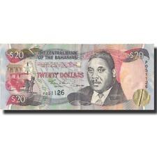 [#571937] Banknote, Bahamas, 20 Dollars, 2000, 2000, KM:65a, EF(40-45)