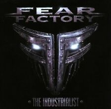 The Industrialist [Digipak] by Fear Factory (CD, Jun-2012, AFM Records)