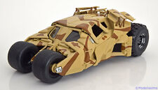 1:18 Hot Wheels Batmobile Tumbler Dark Knight Rises camouflage