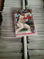 2019 Topps Series 2 Baseball Card Base Singles - Create Own Lot # 351 to #550