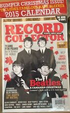 Record Collector Beatles Free Calendar Deep Purple Xmas 2014 FREE SHIPPING!