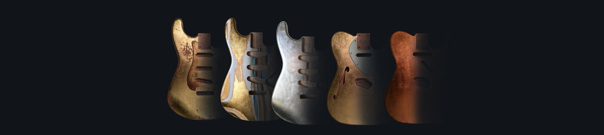 Mattia Franchin Guitars
