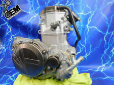 Yamaha yz450f Complete engine Motor cases crank cylinder 10 11 12 13 yz450