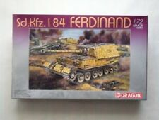 Dragon Sd.Kfz.1 84 Ferdinand Ref 7202 Escala 1:72